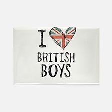 British Boys Magnets