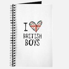 British Boys Journal