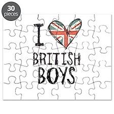 British Boys Puzzle