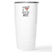 British Boys Travel Mug