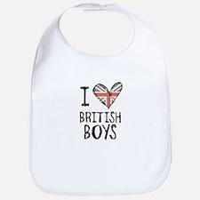 British Boys Bib