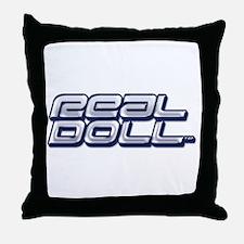 Unique Logo Throw Pillow
