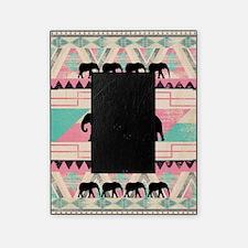 aztec elephant Picture Frame