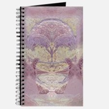 Two Angels in Pink Journal