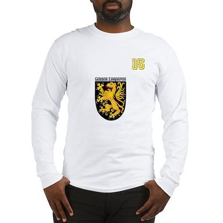 Leopards Team uniform 15 Long Sleeve T-Shirt