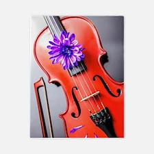 Artistic Poetic Violin Twin Duvet