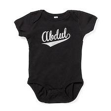 Abdul, Retro, Baby Bodysuit