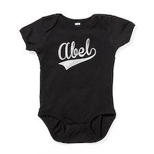 Abel, Retro, Baby Bodysuit