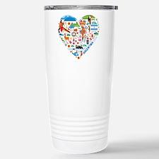 Argentina World Cup 201 Travel Mug
