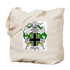 Abaeto coat of arms / family crest Tote Bag