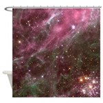 Tarantula Nebula Astronomy Shower Curtain