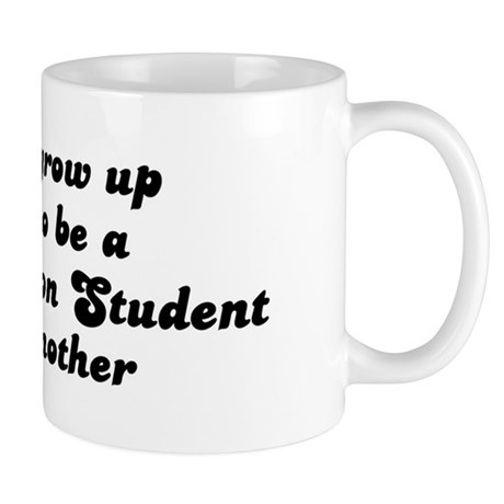 Science Fiction Student like Mug