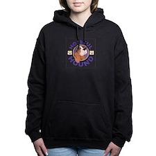 The Hopeful Hound Women's Hooded Sweatshirt
