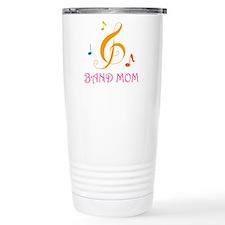 Band Mom Music Stylish Travel Mug