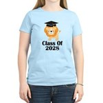 Class of 2028 Graduate (lion Women's Light T-Shirt
