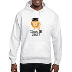 Class of 2027 Graduate (lion) Hooded Sweatshirt