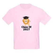 Class of 2027 Graduate (lion) T-Shirt