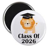 Class of 2026 Graduate (lion) Magnet