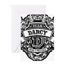 TEAM DARCY Greeting Cards