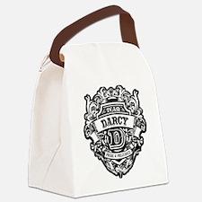 TEAM DARCY Canvas Lunch Bag