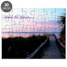 Beach Sunset Puzzle