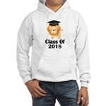 Class of 2018 Graduate (lion) Hooded Sweatshirt