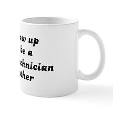 Pharmacy Technician like my m Coffee Mug