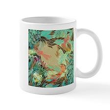 Colorful Dragonflies Mugs