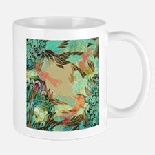 Colorful Dragonflies Mugs