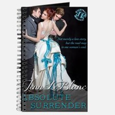 Absolute Surrender Cover Journal
