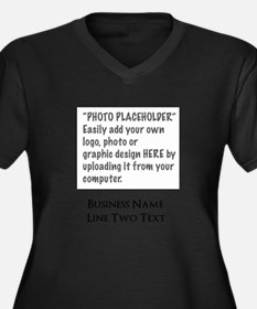 Design Your Own Plus Size T-Shirt