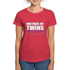 twins mom Tee