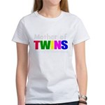 twins mom Women's T-Shirt