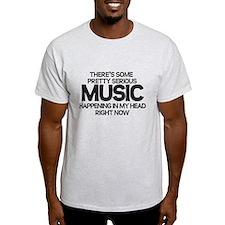 Serious Music T-Shirt