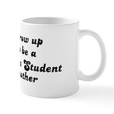 Peace Studies Student like my Mug