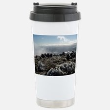 mount wellington view Stainless Steel Travel Mug