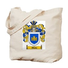 Abala coat of arms / family crest Tote Bag