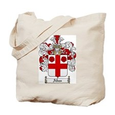 Aban coat of arms / family crest Tote Bag