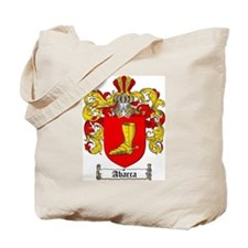 Abarca coat of arms / family crest Tote Bag
