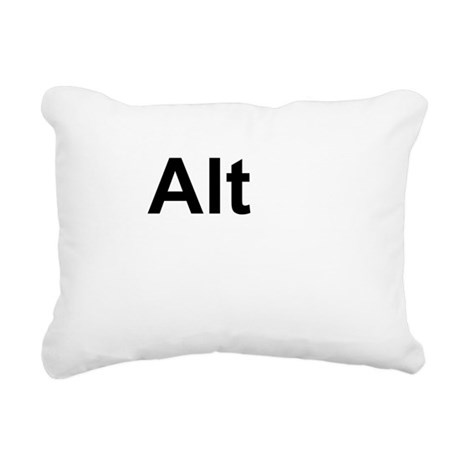 Alt (Alternate) Keyboard Key Rectangular Canvas Pi