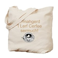 Coffee Love Tote Bag
