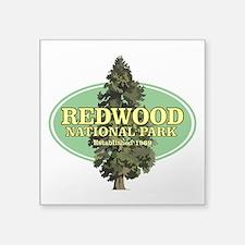 Redwood National Park Sticker