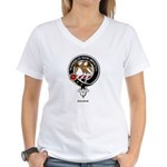 Agnew2.jpg Women's V-Neck T-Shirt