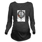 Anstruther.jpg Long Sleeve Maternity T-Shirt