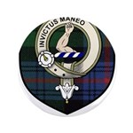 Armstrong Clan Crest Tartan 3.5