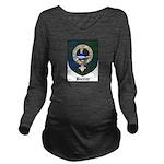 BarclayCBT.jpg Long Sleeve Maternity T-Shirt