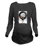 Bethune.jpg Long Sleeve Maternity T-Shirt