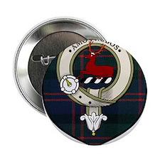 "Blair Clan Crest Tartan 2.25"" Button (10 pack)"