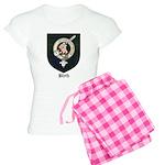 Blyth Clan Badge Tartan Women's Light Pajamas
