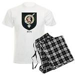 Blyth Clan Badge Tartan Men's Light Pajamas